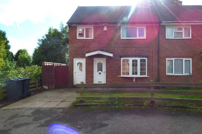 3 bed semi-detached house for sale in Amwell Grove, Kings Heath, Birmingham