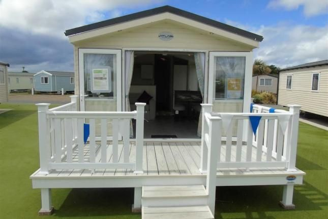 Mobile/park home for sale in Weymouth Bay Holiday Park, Weymouth