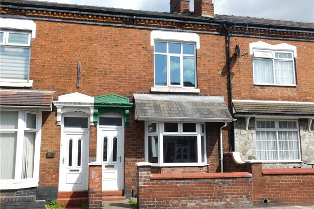 Terraced house for sale in West Street, Crewe, Cheshire