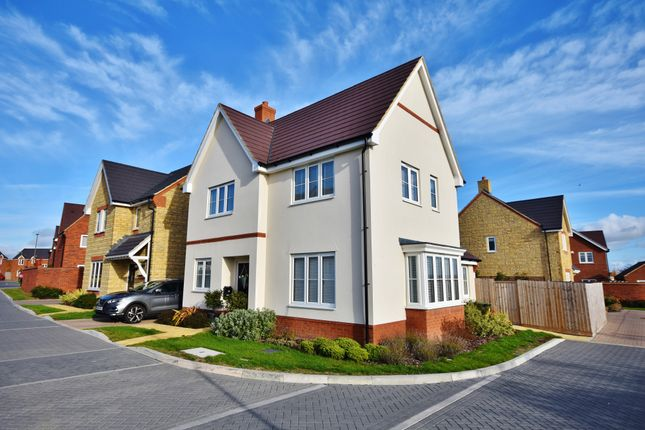 Thumbnail Detached house for sale in Cedar Close, Didcot
