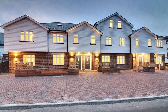 Thumbnail End terrace house for sale in Lower Road, Forest Row