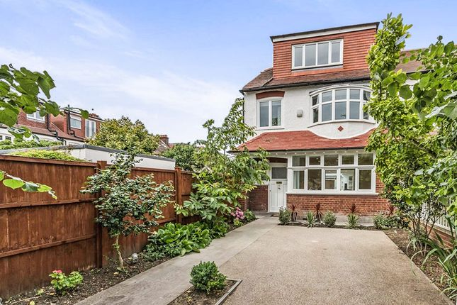 Thumbnail Terraced house for sale in Southfield Road, London