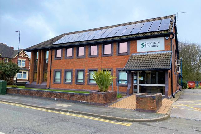 Thumbnail Office for sale in Knight House, 2-4 Woodhouse Street, Stoke, Stoke On Trent, Staffordshire