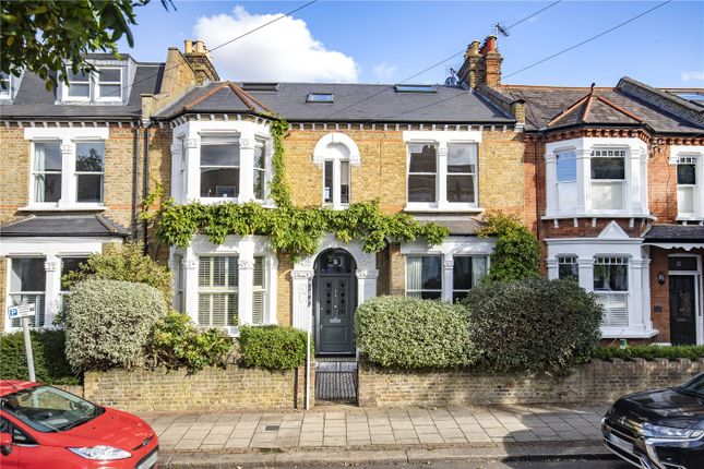 Thumbnail Property for sale in Galveston Road, London