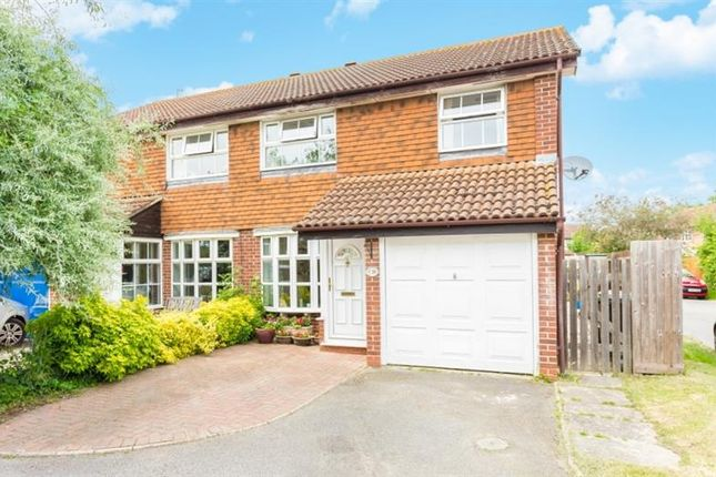 Thumbnail Semi-detached house for sale in Minchins Close, Abingdon