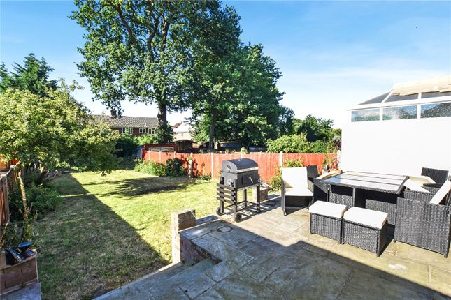 Garden of The Drive, Bexley, Kent DA5