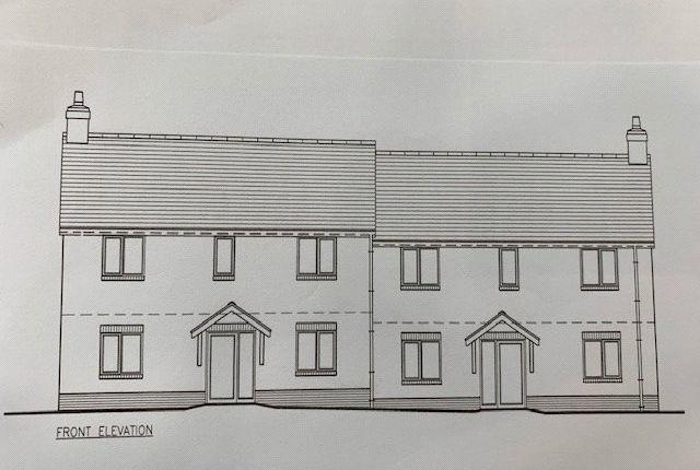 Thumbnail Semi-detached house for sale in Plot 17 The Haven, Land South Of Kilvelgy Park, Kilgetty, Pembrokeshire