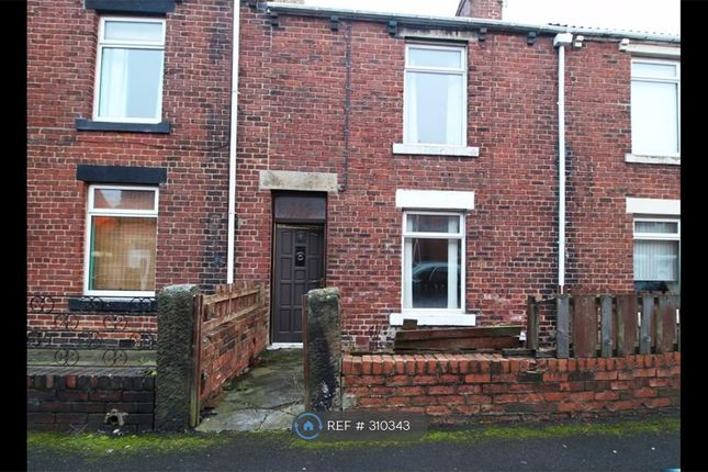 Thumbnail Terraced house to rent in Percy Terrace, Stanley
