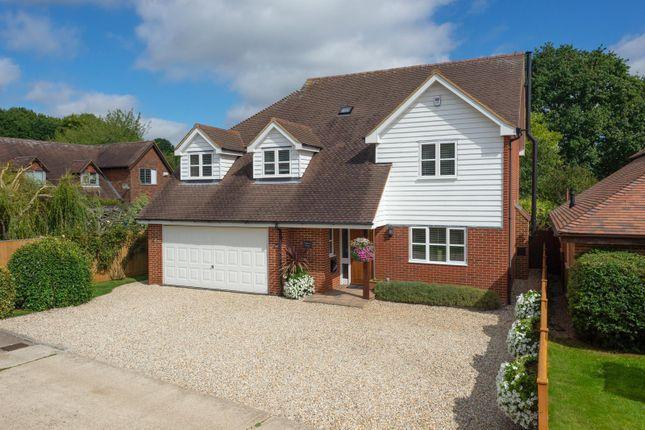 Thumbnail Detached house for sale in Warehorne Road, Hamstreet, Ashford