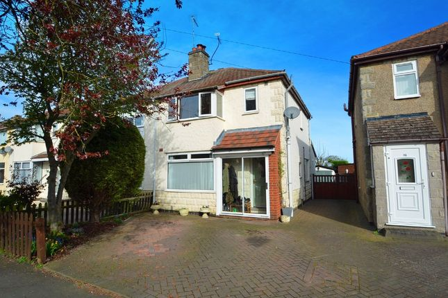Semi-detached house for sale in Balcombe Road, Hillmorton, Rugby