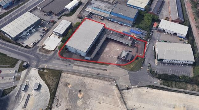 Thumbnail Light industrial to let in New Market Approach, Cross Green Industrial Estate, Leeds
