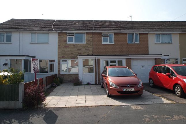 Thumbnail Terraced house to rent in Riverdale Road, Shrewsbury