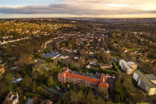 Thumbnail Flat for sale in Stumperlowe Lane, Sheffield