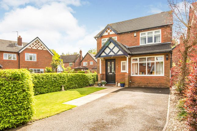 3 bed detached house for sale in Capesthorne Close, Northwich, Cheshire CW9