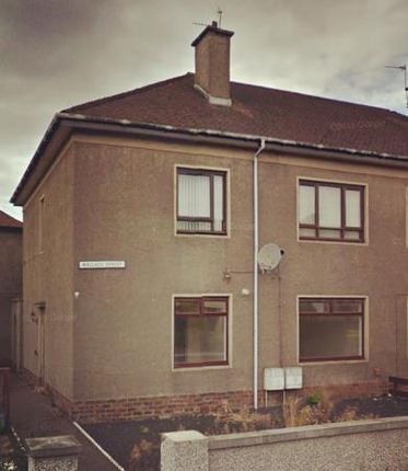 Thumbnail Flat to rent in Wallace Street, Alloa