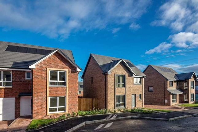 Thumbnail Detached house for sale in Plot 28 - Calderpark Gardens, Glasgow