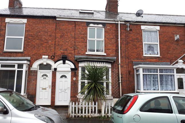 Thumbnail Terraced house to rent in Denton Street, Beverley