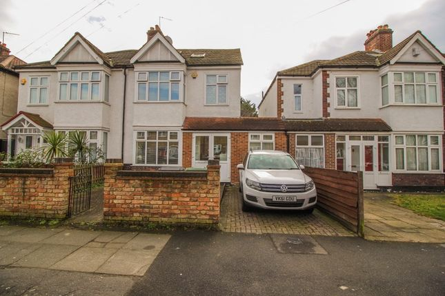 Thumbnail Semi-detached house for sale in Linchmere Road, London