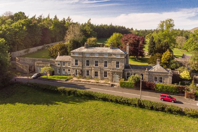 Thumbnail Country house for sale in Middleton House & The West Wing, Hude, Middleton-In-Teesdale, Barnard Castle, County Du