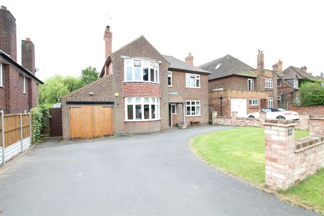 Thumbnail Detached house for sale in Tower Road, Stapenhill, Burton-On-Trent