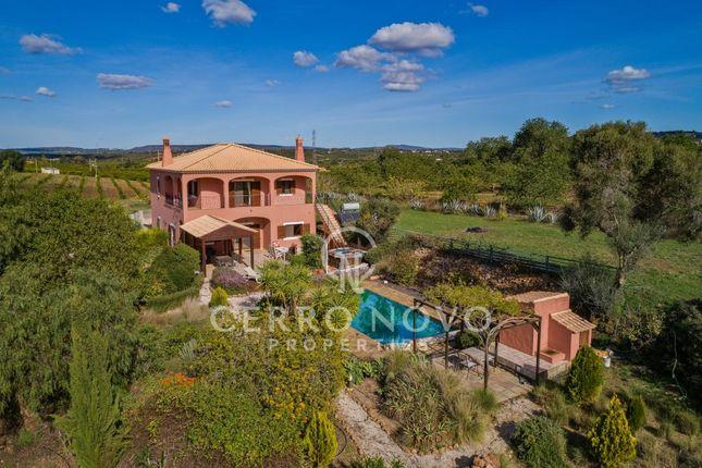 Thumbnail Villa for sale in Algoz, Algarve, Portugal