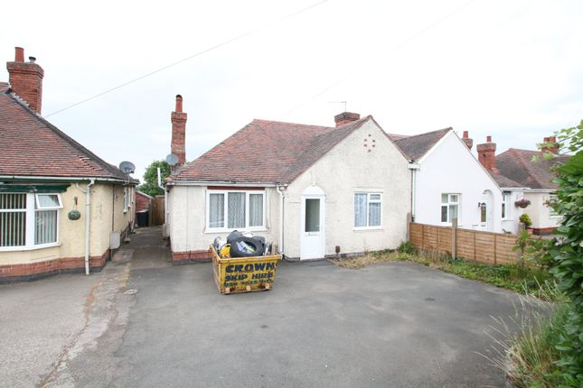Thumbnail Semi-detached bungalow to rent in Ansley Road, Nuneaton