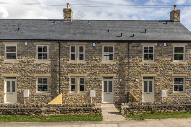 Thumbnail Terraced house for sale in Church View, Dacre Banks, Harrogate, North Yorkshire