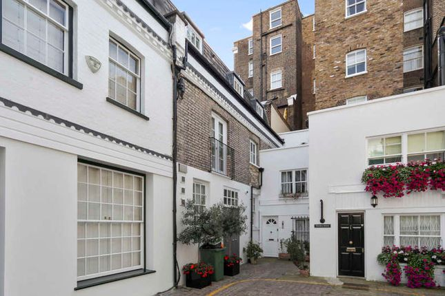 Thumbnail Property to rent in Elvaston Mews, London