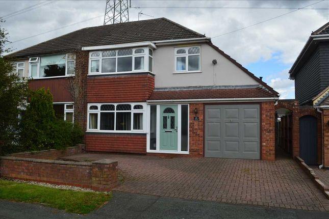 Semi-detached house for sale in Sudbury Close, Wednesfield, Wednesfield