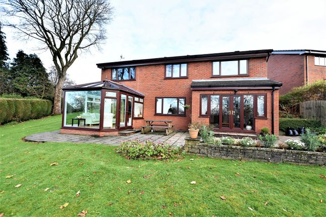 4 bed detached house for sale in Werneth Rise, Hyde SK14