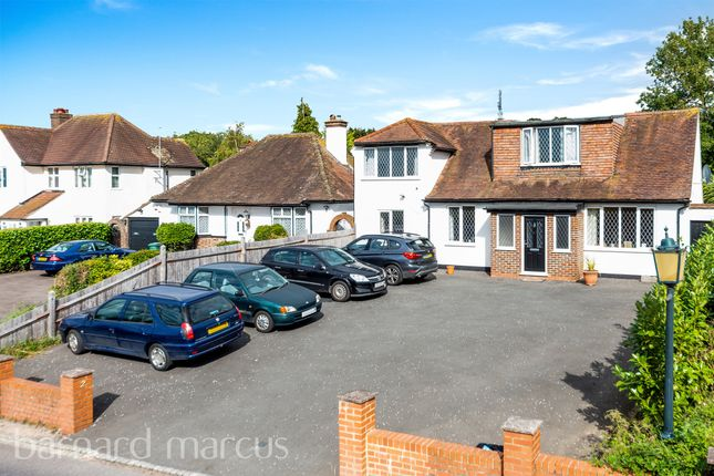 Thumbnail Detached house for sale in Epsom Lane North, Tadworth