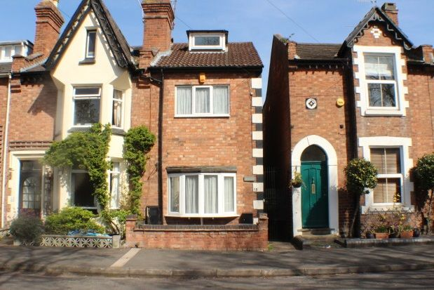 3 bed end terrace house to rent in Chesham Street, Leamington Spa