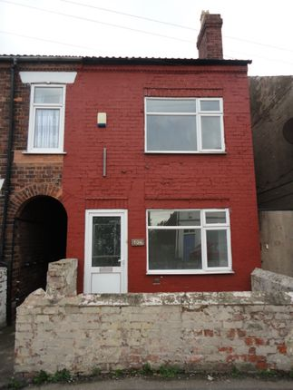 Thumbnail Terraced house to rent in Wharf Road, Pinxton