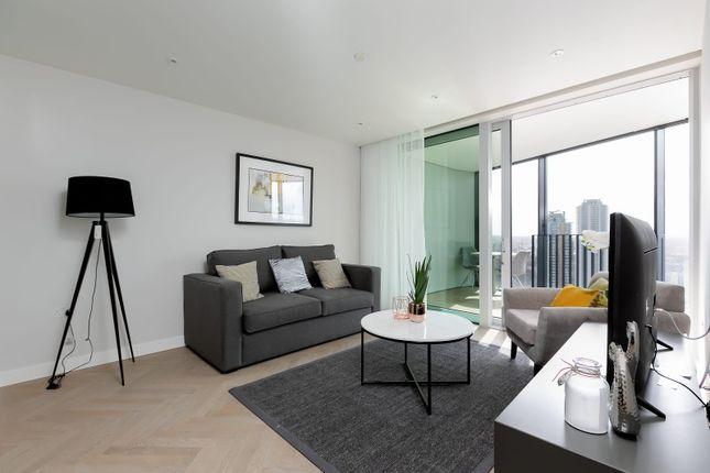 Thumbnail Flat to rent in 251 Southwark Bridge Road, London