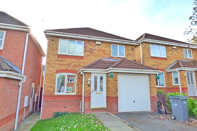3 bed detached house to rent in Hyacinth Road, Stoke-On-Trent ST4