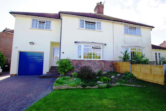 3 bed semi-detached house for sale in Mount Harry Road, Lewes