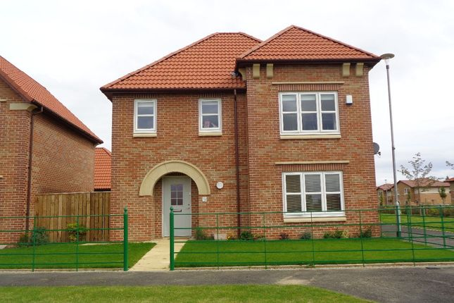 Thumbnail Detached house to rent in Collingsway, Darlington