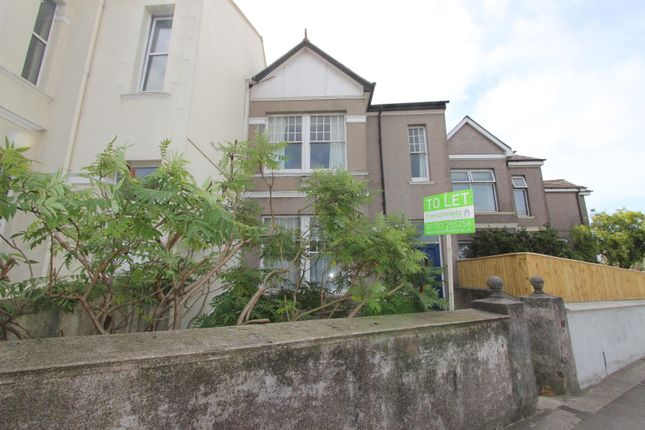 Thumbnail Flat to rent in Outland Road, Plymouth