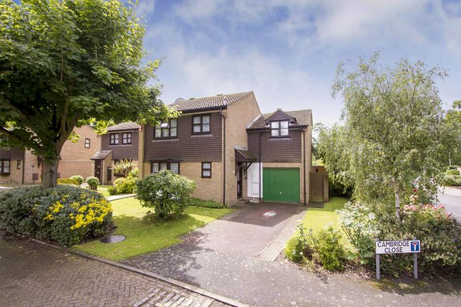 Thumbnail Link-detached house for sale in Cambridge Close, Birchington