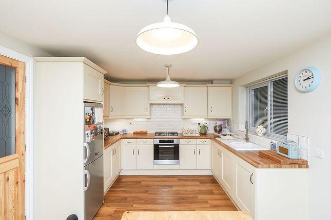 Kitchen of Aston Drive, Newhall, Swadlincote, Derbyshire DE11