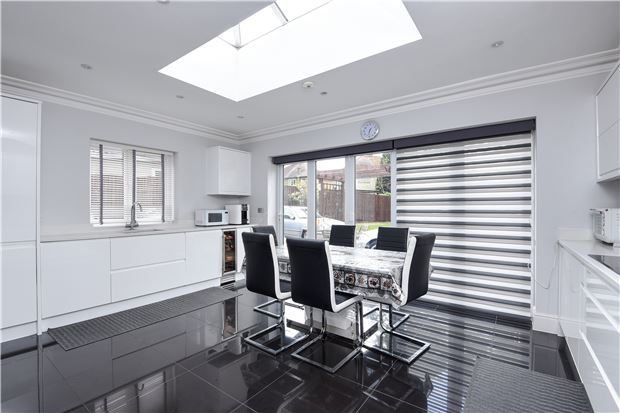 Thumbnail Detached house for sale in Queen Mary Road, London
