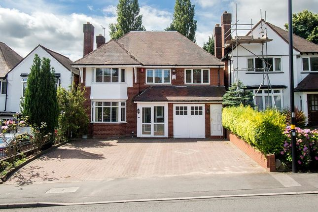 Thumbnail Detached house for sale in Portland Road, Edgbaston