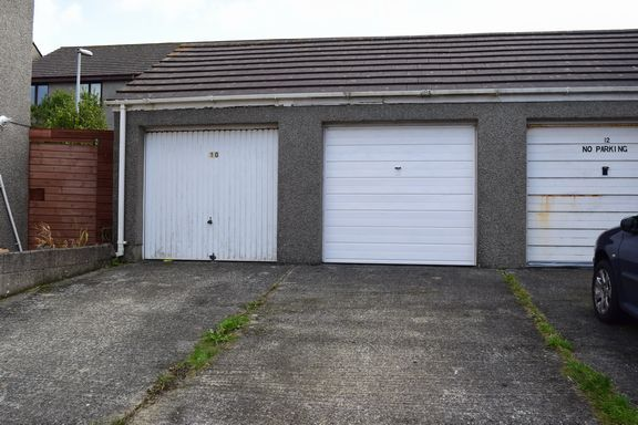 Garage of Penhale Estate, Redruth TR15