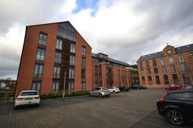 Thumbnail Flat to rent in The Poplars, Beeston, Nottingham