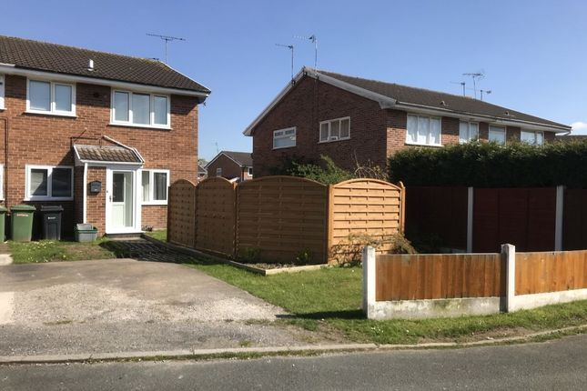 Thumbnail Property to rent in Plantagenet Close, Winsford