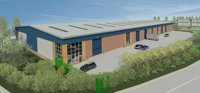 Thumbnail Light industrial to let in Optimum Industrial Park, Off William Nadin Way, Swadlincote