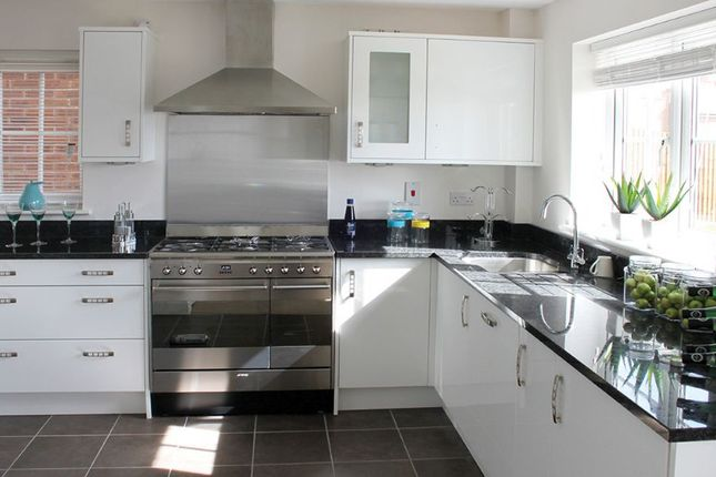 3 bedroom semi-detached house for sale in Off Ashby Street, Priors Hall, Weldon, Corby