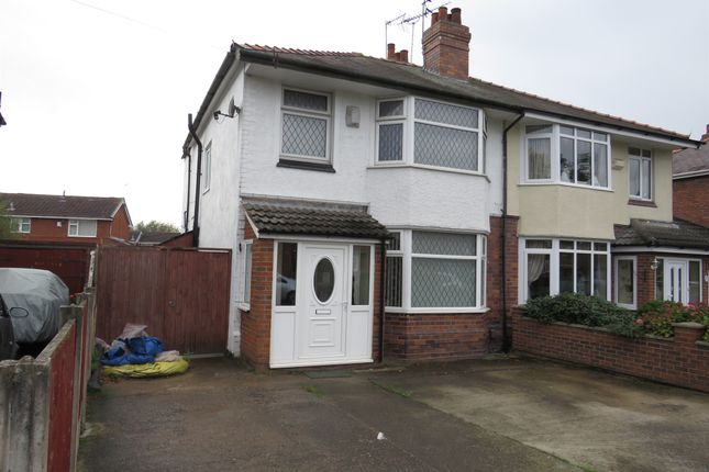 3 bed semi-detached house for sale in Pooltown Road, Whitby, Ellesmere Port