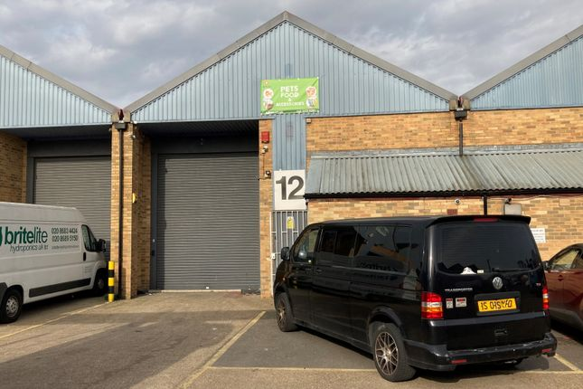 Thumbnail Warehouse to let in Tait Road, Croydon
