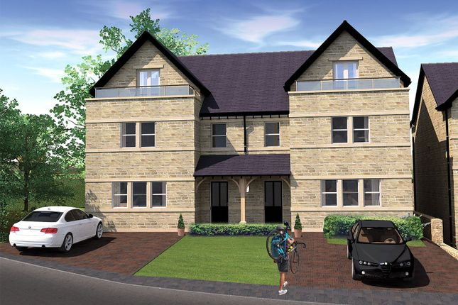 Thumbnail Semi-detached house for sale in The Avenue, Caledonian Road, Saville Town, Dewsbury, West Yorkshire